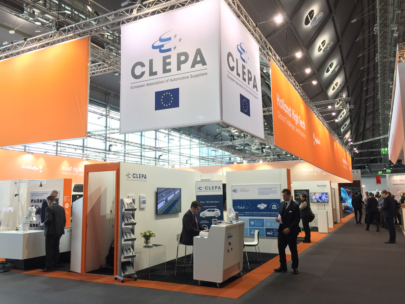 clepa booth