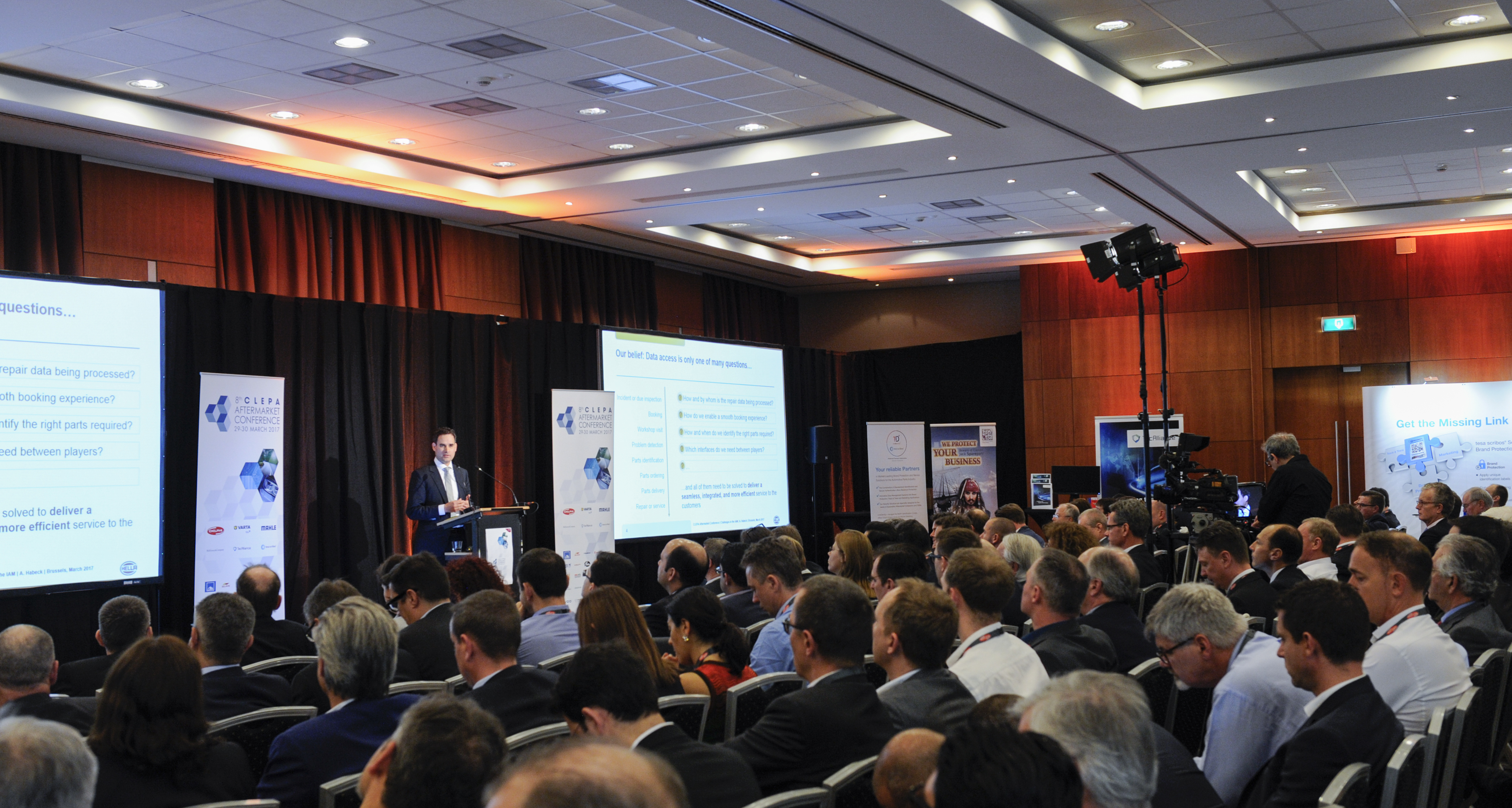 CLEPA Aftermarket Conference Join Europes Biggest Automotive - Automotive convention